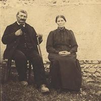 1899 Jean-Pierre et Agathe Jerphanion